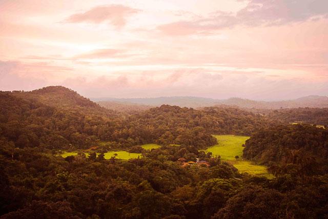 taj madikeri resort & spa, coorg madikeri, karnataka: sunset view point
