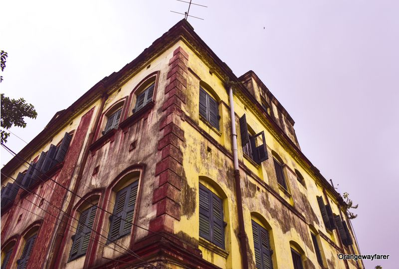Old Houses Kolkata