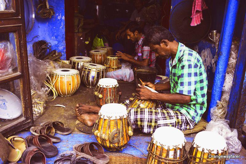 Tobla Shop in Kolkata