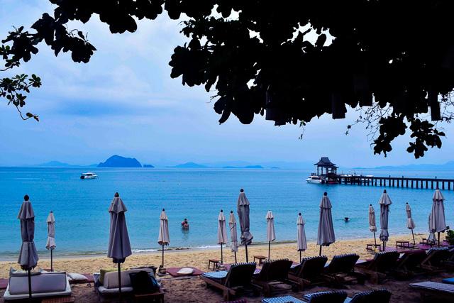 Koh Yai Noi: Santhia Resort