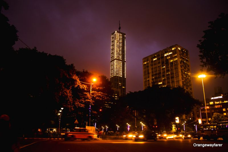 Chatterjee International Building and 42 Kolkata