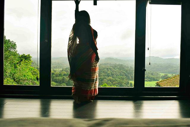 Superior Room view at taj madikeri resort & spa, coorg madikeri, karnataka
