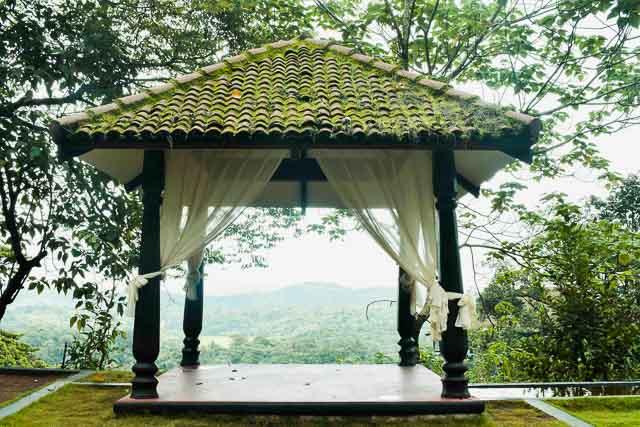 taj madikeri resort & spa, coorg madikeri, karnataka: destination wedding spots in India