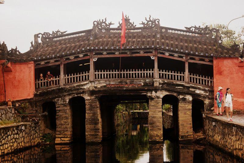 Japanese Bridge Hoi an