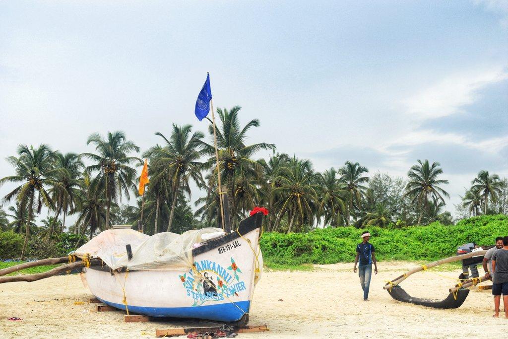 Colaba Beach Goa: things to do in south Goa