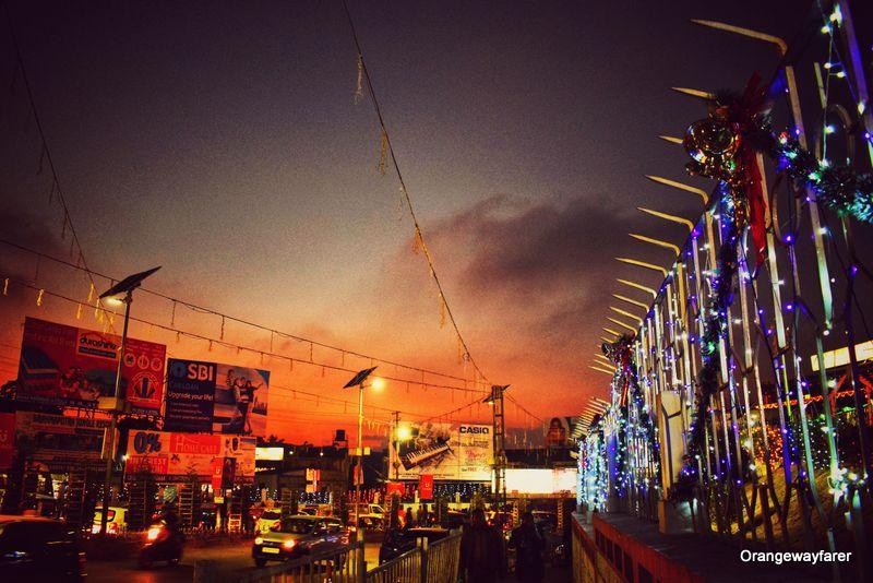 Cherrapunji Sunset