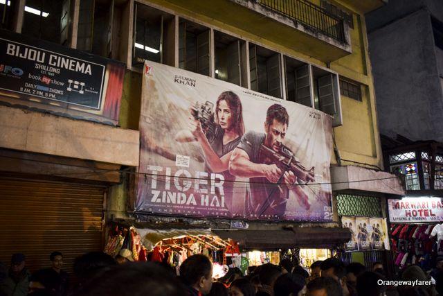 Bijou Cinema Hall Shillong