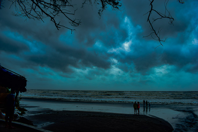 Cyclone kyarr in Goa and what happened after the rains