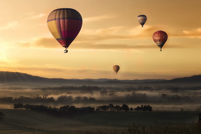 Hot Air Balloon Ride in Goa: Best offbeat things to do in Goa