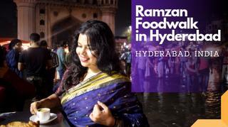 Ramzan street food in Hyderabad