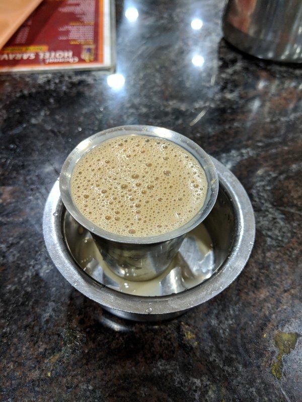 filter Kapi of SOuth India