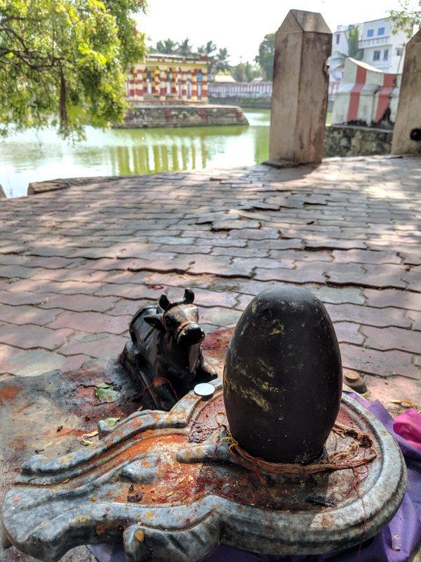 Therrtham at rameswaram