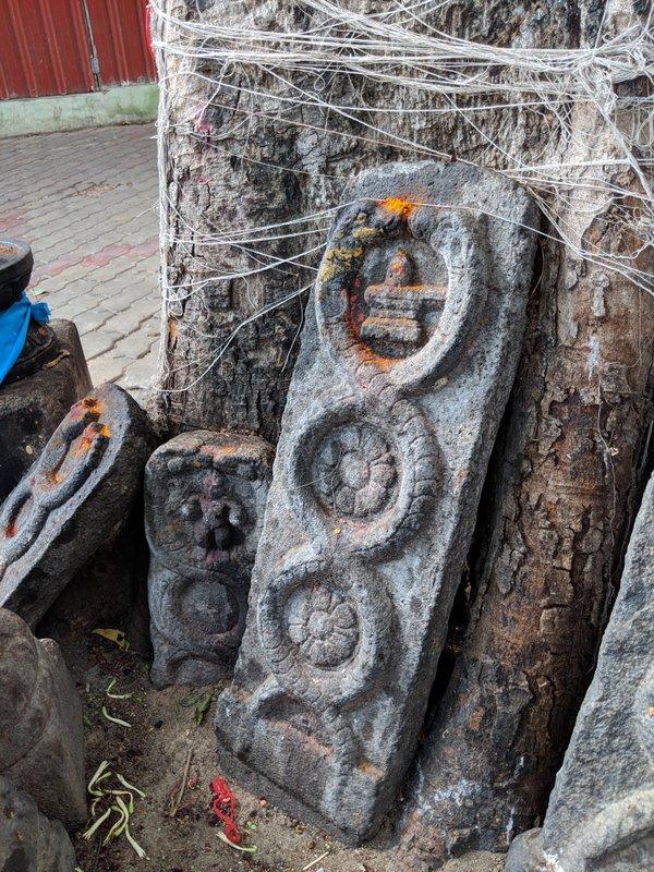 Ancient Stones at Rameswaram