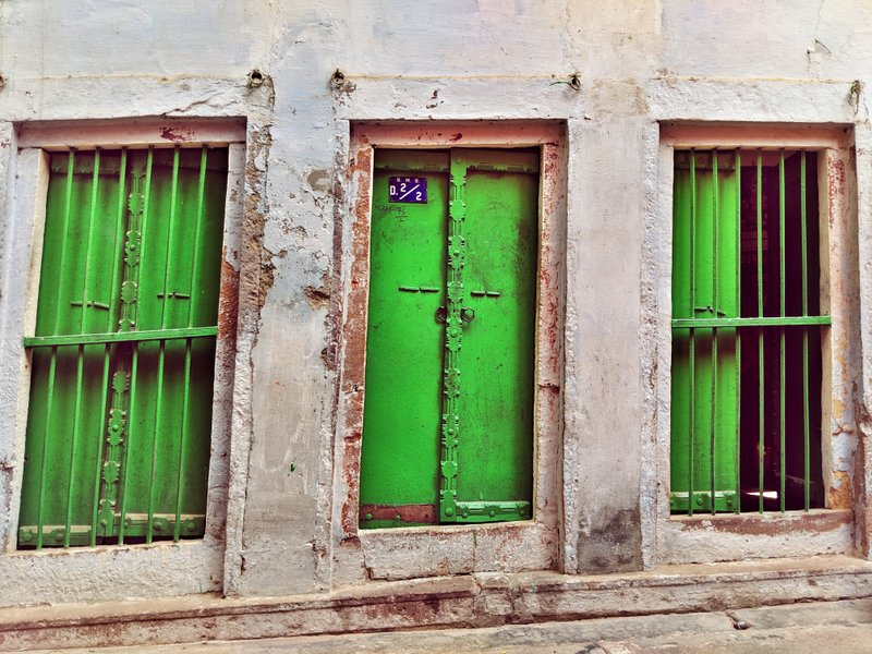 Best places for street photography in varanasi