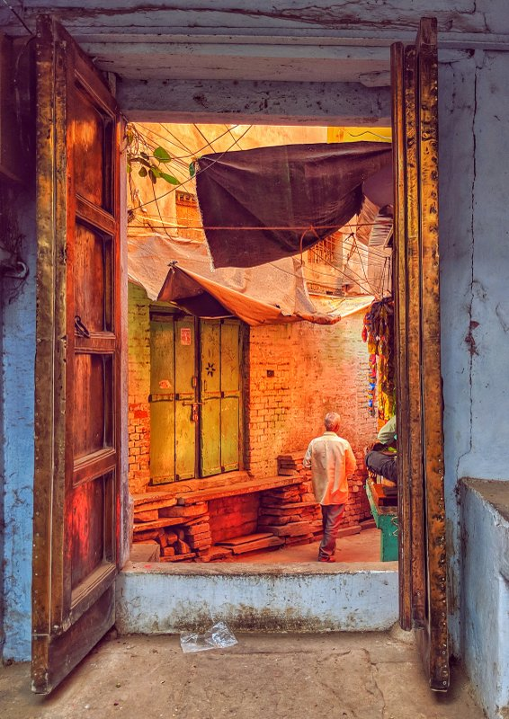 How to photograph Varanasi!