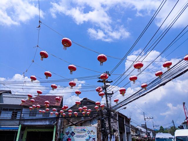 China Town at Old Phuket Town
