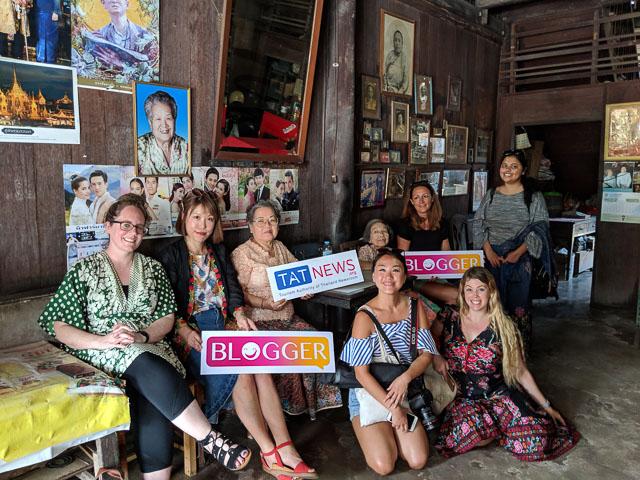 Thailand TAT Newsroom Bloggers