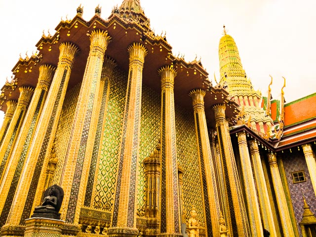 How beautiful is Grand Palace Bangkok