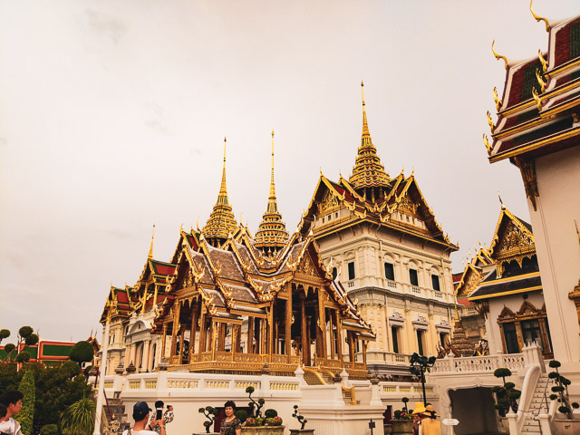 The Grand Palace, Things to do in Bangkok, Thailand