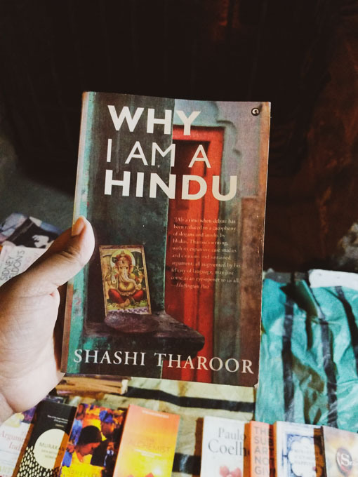 Why am I a Hindu by Shashi Tharoor