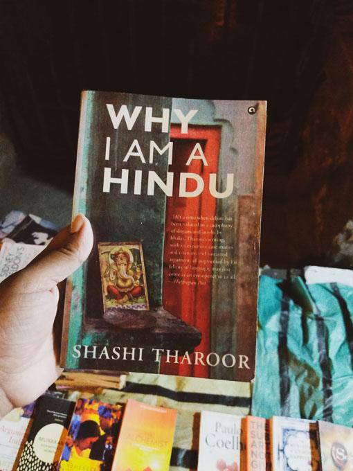 Why am I a Hindu by Shashi Tharoor