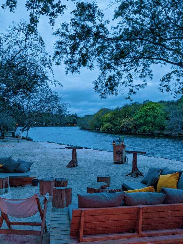 Eco friendly hotel in Mauitius
