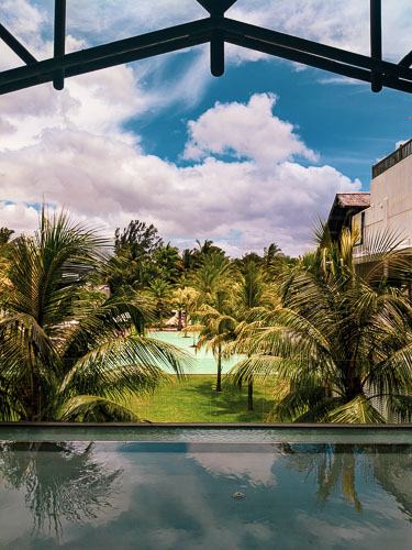 Ravenala ALtitude Mauritius Instagram Spots