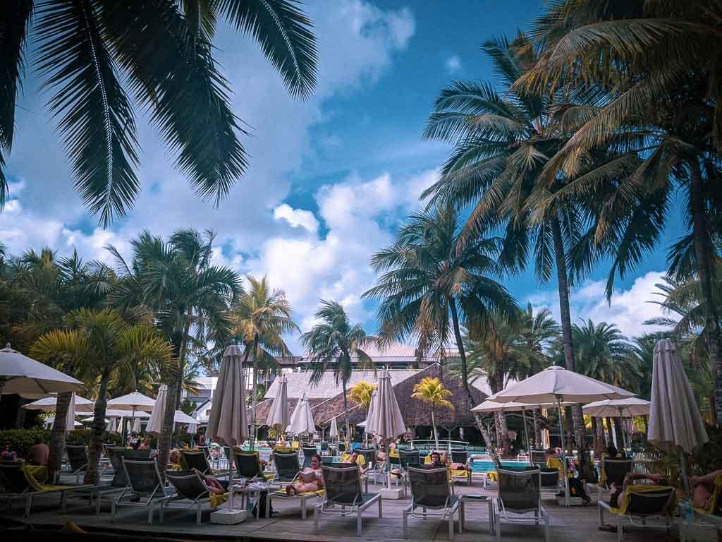 The Ravenala Attitude Hotel, Mauritius pool review