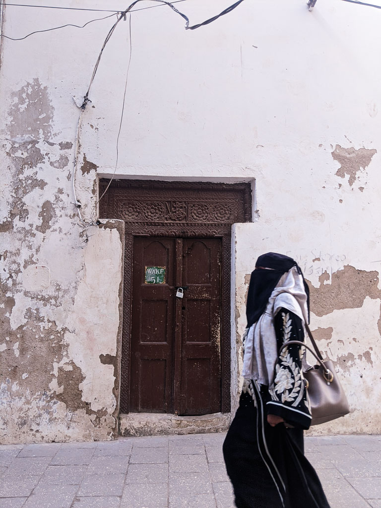 Doors of Stonetown, Zanzibar