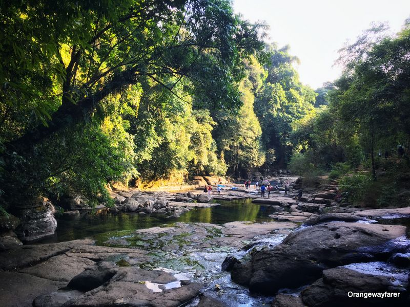 Root bridges Meghalaya
