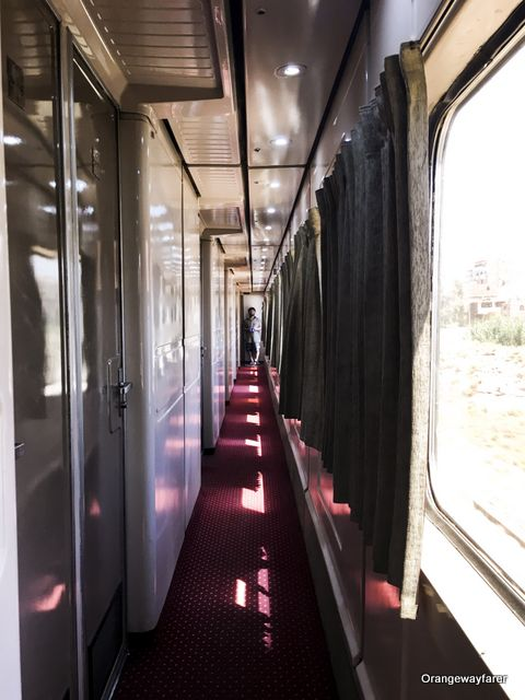 Are Egypt trains safe to travel?