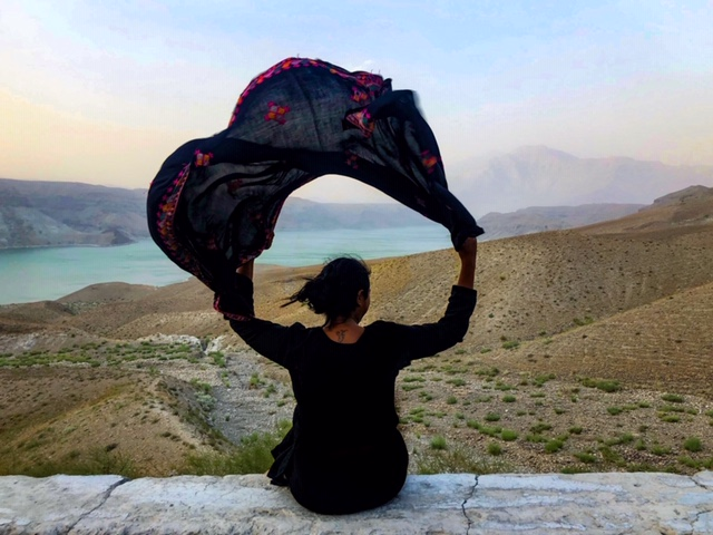 Kanika Gupta: Solo Indian woman traveling in Afghanistan