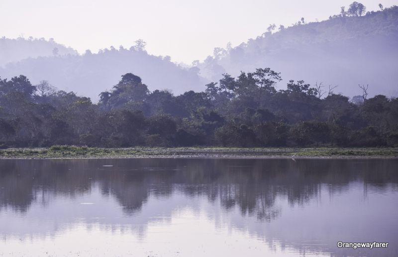 Dhighali Beel Kaziranga