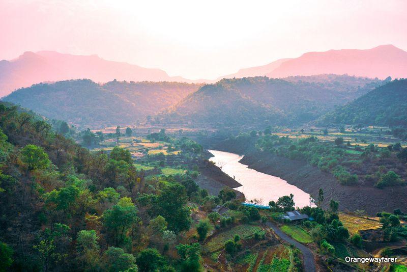 Kormundi river Purushwadi village