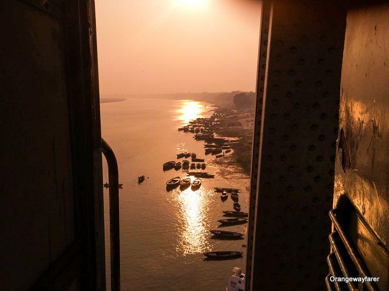 Ganges in Benaras