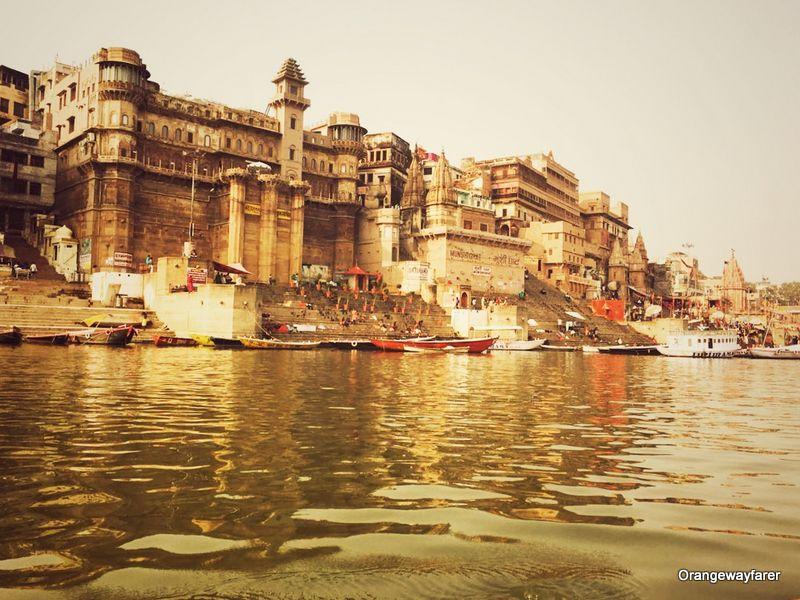 dashashwamedh ghat, Benaras