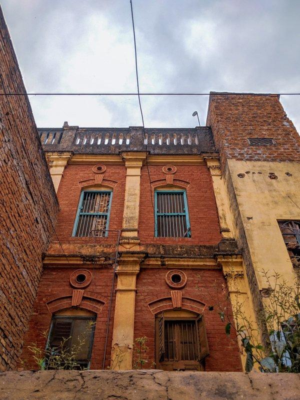 Bengali Houses in Varanasi