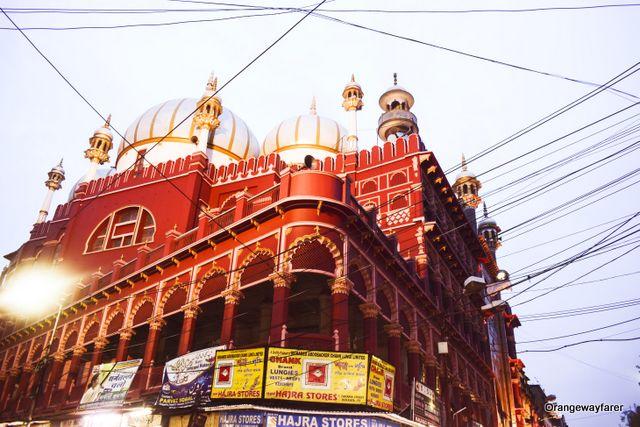 Nakhoda Mosque Kolkata
