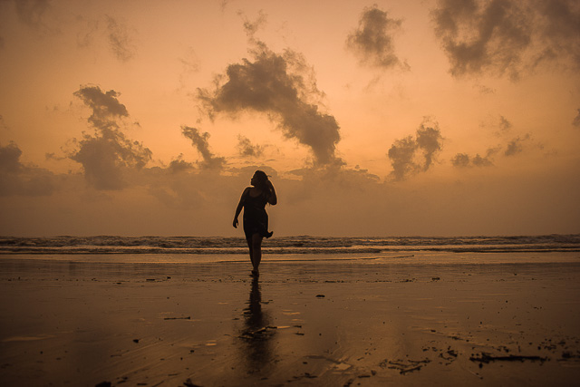 Ashwem Beach, North Goa: Chasing sunsets in Goa: one of th ebest things to do when in goa!