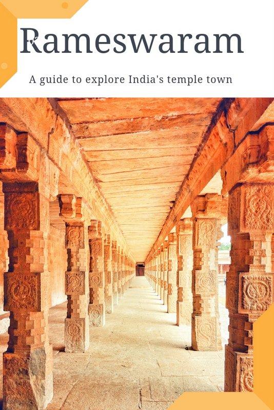 #rameswaram #travel #india #tamilnadu #hindutemple #chardham