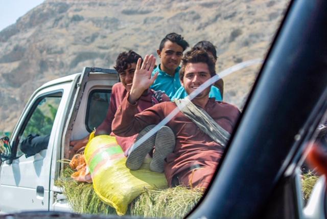 Roadtrip in Afghanistan