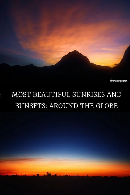 #sunset #sunrise #travel #pictures