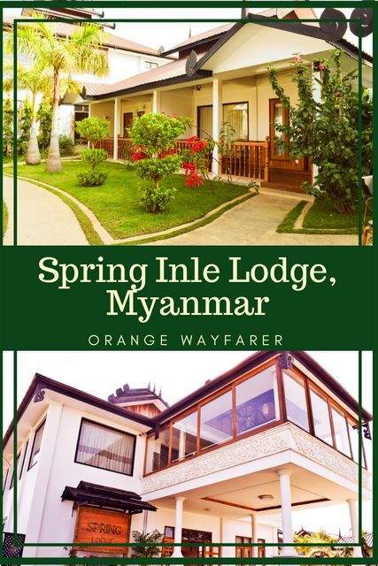 #myanmar #inlelake #sustainablehotel #greenhotel