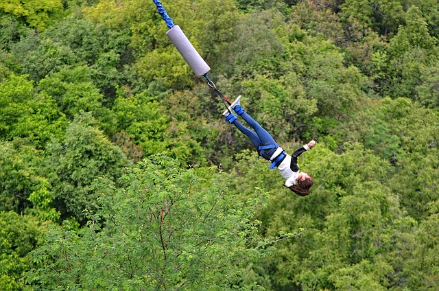 bungee Jumping Goa: offbeat things to do in Goa