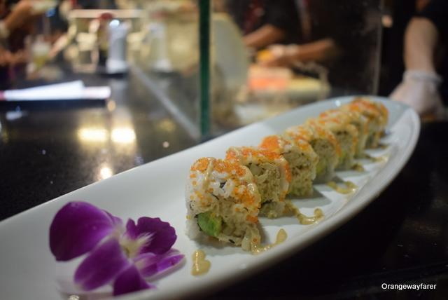 sushi bars in Ho Chi Minh City