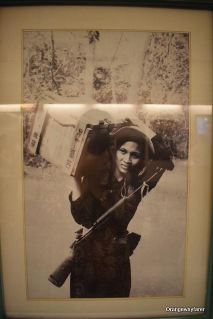 A Vietcong fighter from the days of yore