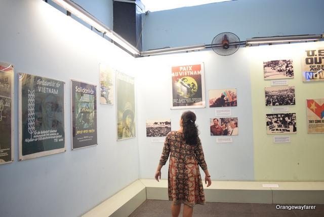 Saigon War Remnant Museum