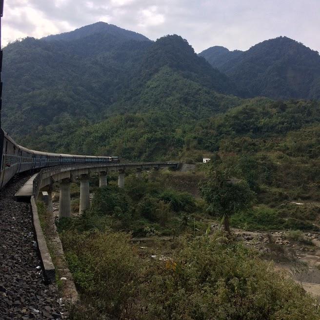 Guwahati to Silchar train
