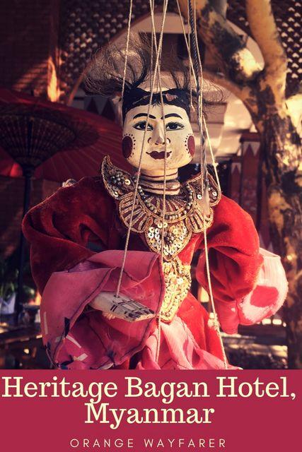 #bagan #responsibletravel #luxurystay #heritagebaganhotel #myanmar