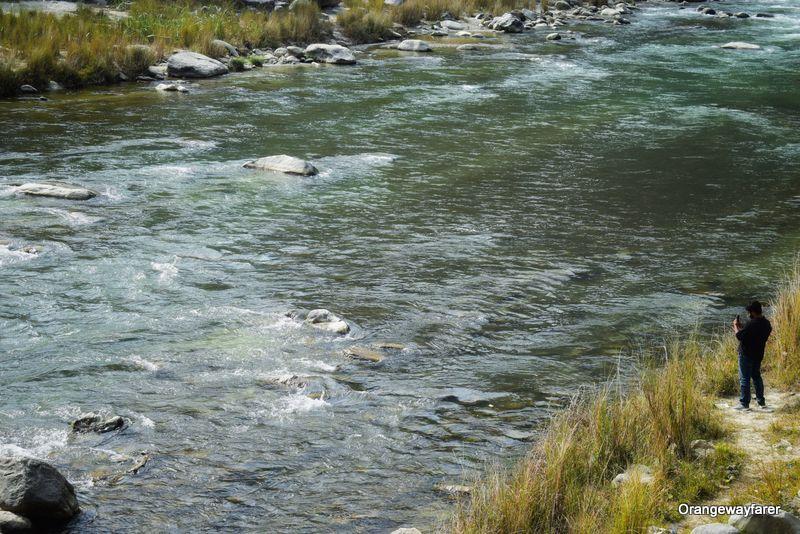 Jia Bharali river